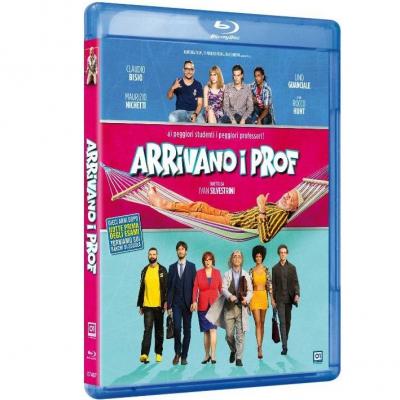 Arrivano i Prof - Blu-ray Disc Rental