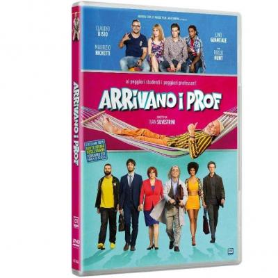 Arrivano i Prof - DVD Rental