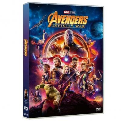 Avengers - Infinity War - DVD Rental