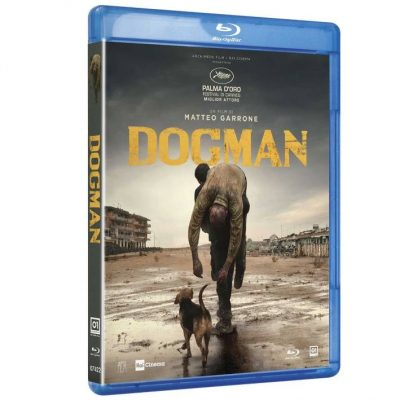 Dogman - Blu-ray Disc Rental