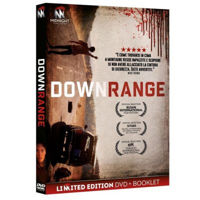 Downrange - DVD Rental