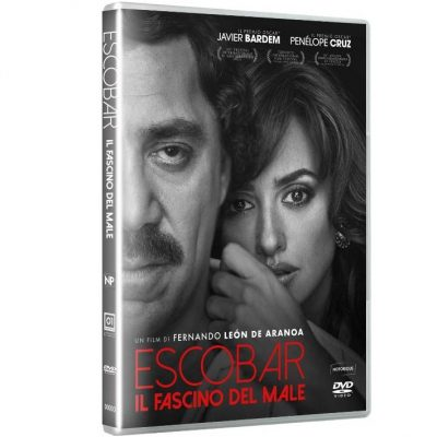 Escobar - Il Fascino del Male - DVD Rental
