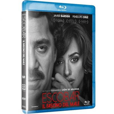 Escobar - Il Fascino del Male - Blu-ray Disc Rental