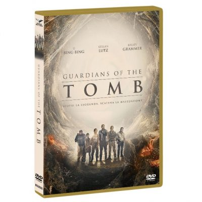 Guardians Of The Tomb - DVD Rental