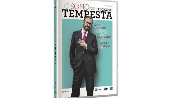 Marco Giallini vi aspetta con la nuova commedia di Daniele Lucchetti Io Sono Tempesta