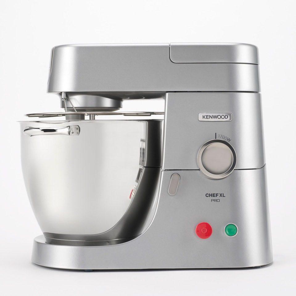 Kenwood Chef XL Pro KPL9000S Robot da cucina ciotola da 6,7Lt 1700W ...