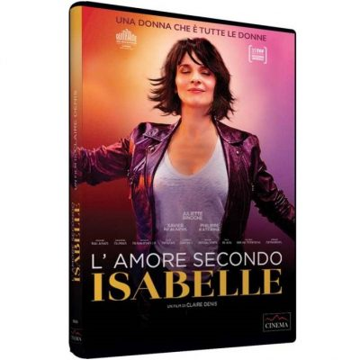 L'Amore Secondo Isabelle - DVD Rental