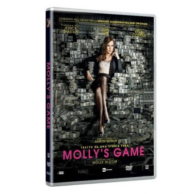 Molly's Game - DVD Rental