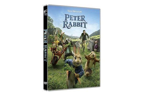 Peter Rabbit torna in Home Video a partire dal 19 Luglio!