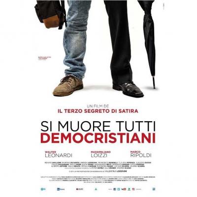 Si Muore Tutti Democristiani - DVD Rental