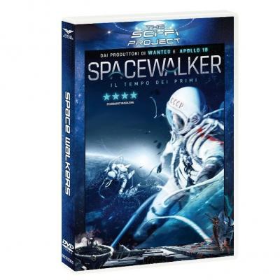 The Spacewalker - Sci-fi Project - DVD Rental