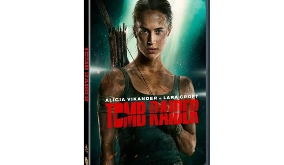 Tomb Raider arriva finalmente in Home Video!