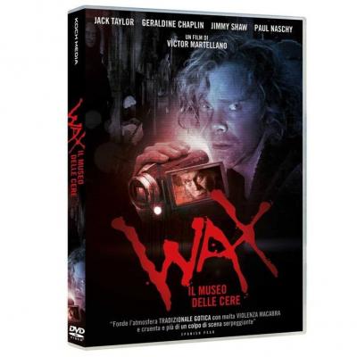 Wax - Il Museo delle Cere - DVD Rental