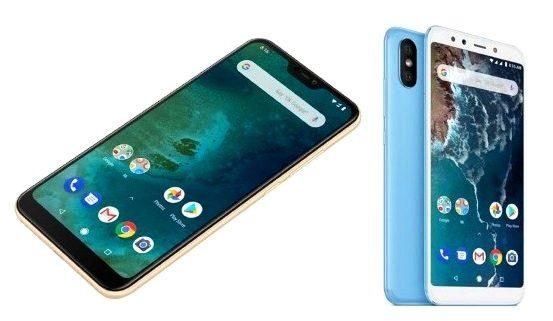 Xiaomi ha annunciato due nuovi modelli: MI A2 e MI A2 Lite