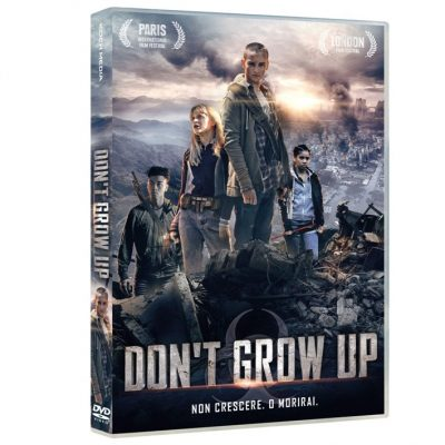Don't Grow Up - DVD Rental