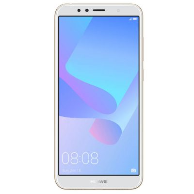 "Huawei Y6 2018 Gold Display 5,7"" RAM 2GB Memoria Interna 16GB"