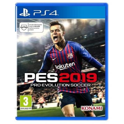 Pro Evolution Soccer 2019, Playstation 4