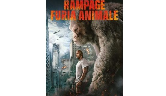 Rivivi l'avventura di Rampage - Furia Animale! Dal 22 Agosto in DVD e Blu-Ray Disc!