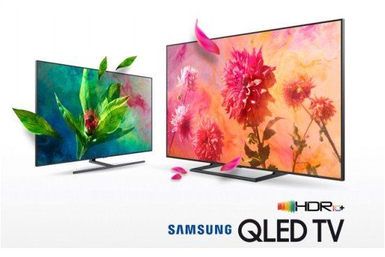 Le Serie Premium UHD e QLED 2018 di Samsung avranno l'HDR10+