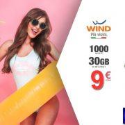 Passa a Wind con Wind Smart Summer!