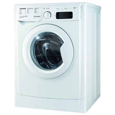 Indesit EWE 61252 W EU Lavatrice a Carica frontale 6kg 1200Giri/min A++ Bianco