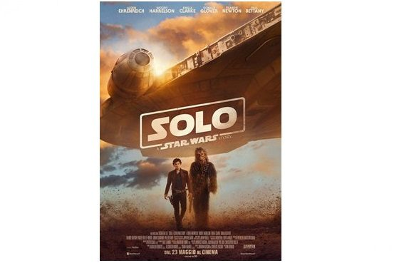 Solo: A Star Wars Story arriva in Home Video! Anche in 4K Ultra HD!
