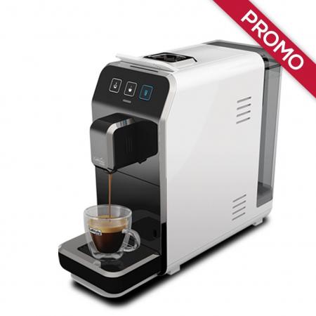 Macchina da Caffè Caffitaly LUNA S32 Bianco/Nero