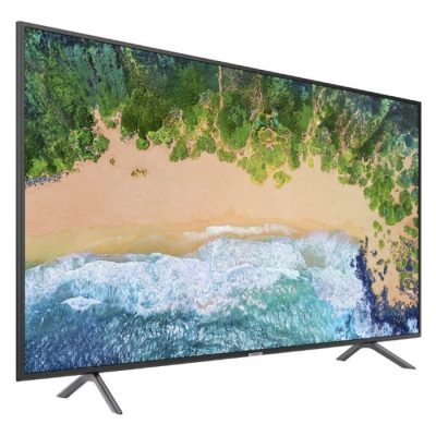 "Smart TV LED Ultra HD 4K Samsung UE43NU7190 43"" Wi-Fi Nero"