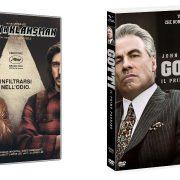 Blackkklansman torna in DVD e Blu-ray Disc dal 9 Gennaio!