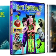 Divertimento assicurato con Hotel Transylvania 3, in DVD e Blu-ray dal 5 Dicembre!