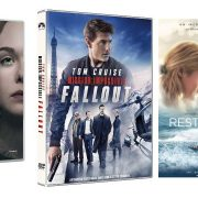 Dal 12 Dicembre Mission Impossible - Fallout torna in DVD, Blu-ray e 4K UHD
