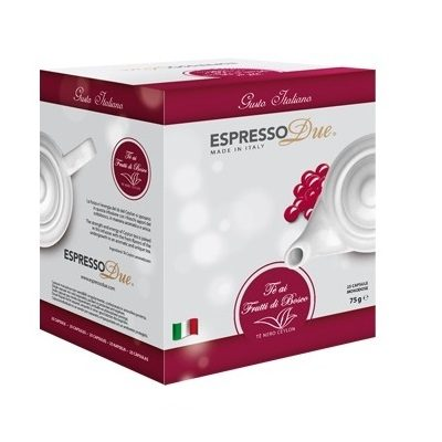 Te ai Frutti di Bosco - Confezione Capsule Espresso Due