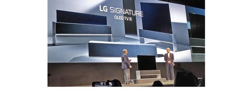 Annunciato LG Z9: il primo TV 8K in arrivo entro la fine del 2019