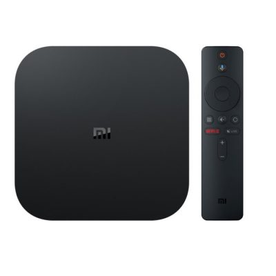 Xiaomi Mi Box S Android TV 4K Ultra HD WiFi 8GB Nero