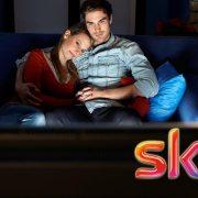 A San Valentino regalati tutto Sky a solo 34,90 euro al mese!