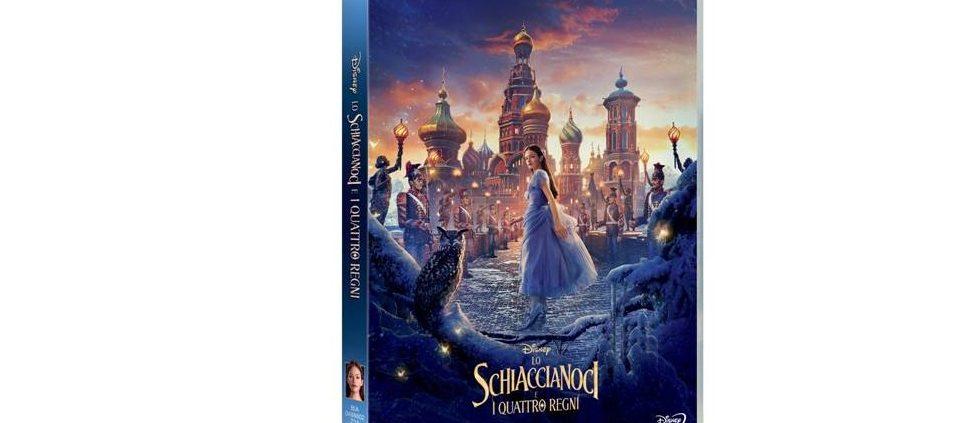 Lo Schiaccianoci E I Quattro Regni vi aspetta in DVD e Blu-ray Disc dal 27 Febbraio!