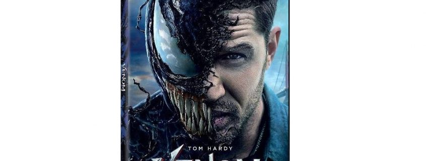 Venom torna disponibile in DVD e Blu-ray Disc!