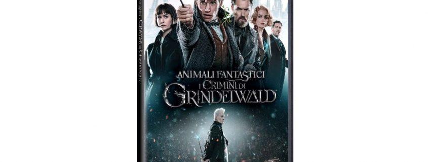 Dal 13 Marzo porta a casa tua la magia di Animali Fantastici: I Crimini di Grindelwald