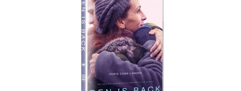 Dal 3 Aprile arriva in home video Ben Is Back