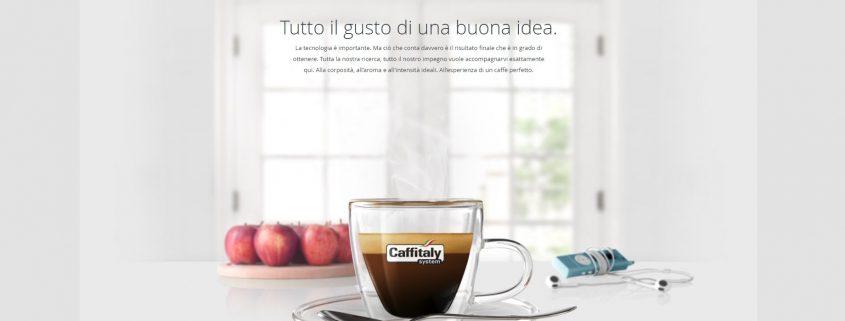 Scopri la gamma di prodotti Caffitaly