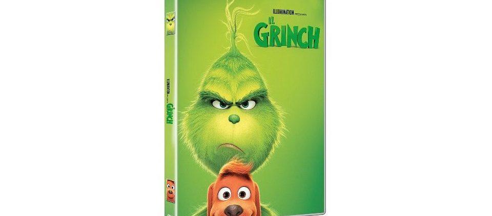 Dagli autori di Minions e Cattivissimo Me dal 20 Marzo arriva Il Grinch!