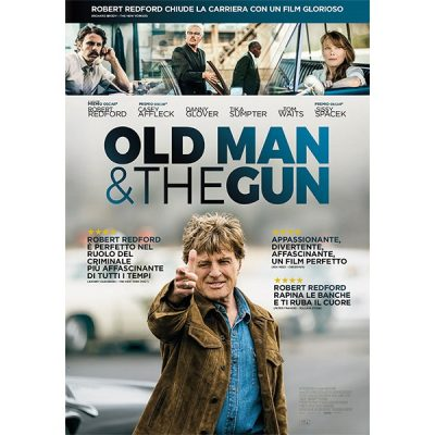 Old Man & the Gun