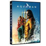 Aquaman sta tornando! Dal 24 Aprile in DVD ed edizioni speciali!