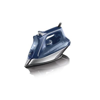 Rowenta DW8215 Ferro da stiro a secco e a vapore Microsteam 400 soleplate 2800W Blu