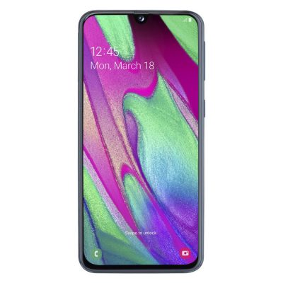 Samsung Galaxy A40 SM-A405FN 4 GB 64 GB 4G Nero 3100 mAh