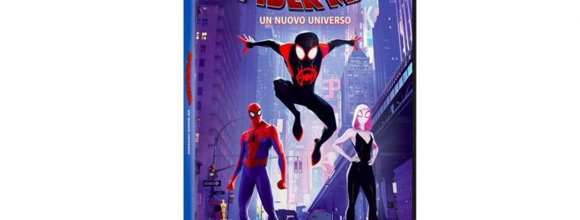 Entra in un nuovo universo con Spider-Man: Un Nuovo Universo!