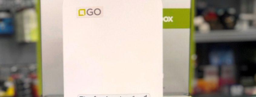Con Go Internet hai internet senza limiti a 9,90 euro al mese!