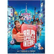 Ralph Spacca Internet torna finalmente in DVD e Blu-ray Disc!