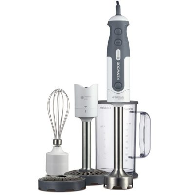 Kenwood triblade HDP308WH Frullatore ad immersione Bianco 0.75L 800W
