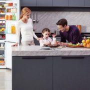 LG lancia la sua nuova gamma di lavatrici e frigoriferi